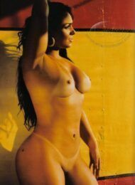 mulher melancia pelada na playboy